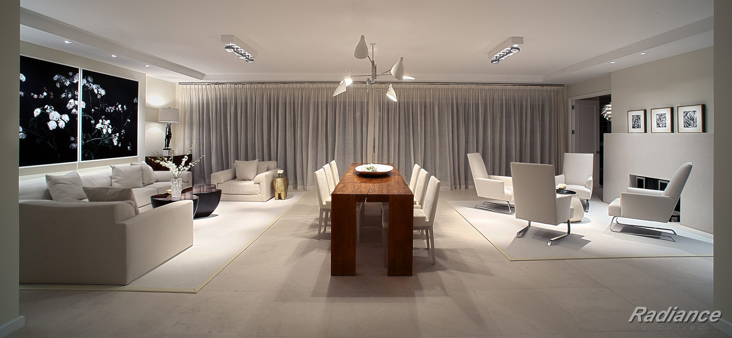 See A Gallery Of Lighting Designs By Radiance